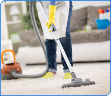 Carpet Cleaning - Gold Coast - White Carpet Cleaning