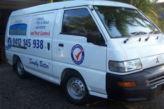 Carpet Cleaning - Gold Coast - Service Car